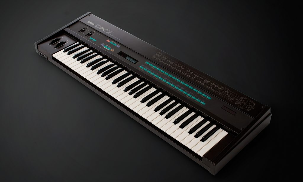 DX7 Classic Synthesizer