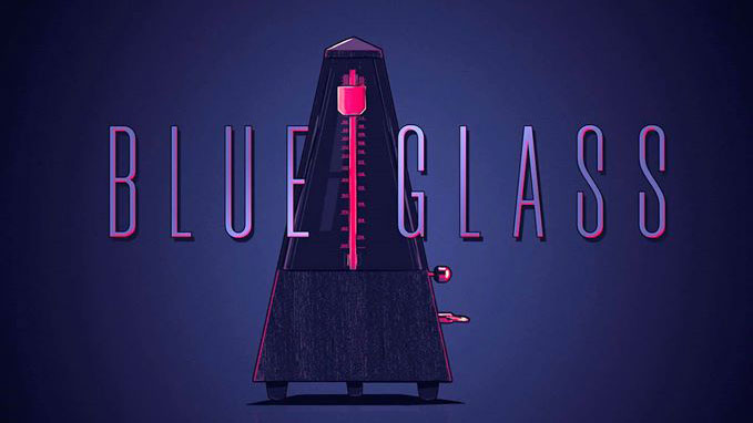 Blue-Glass-Poster